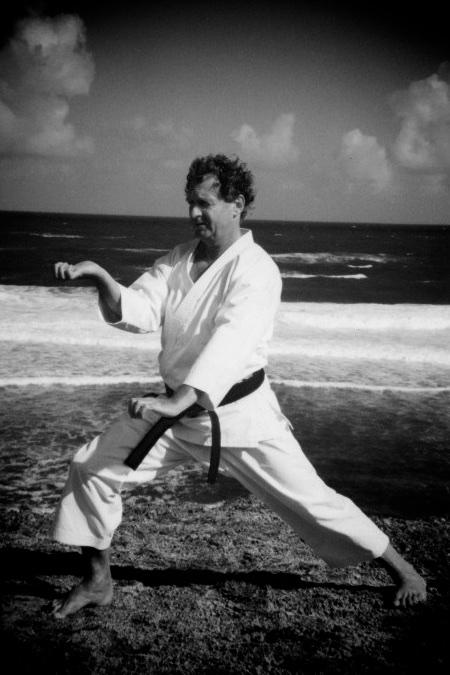 Shotokan Karate Sensei Gichin Funakoshi